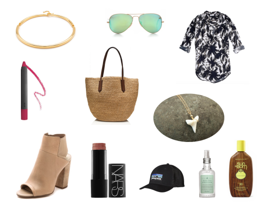 spring break lust list